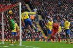 Trước vòng 17 Premier League: Tâm điểm đại chiến Liverpool vs Arsenal