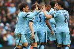 Điểm trận Man City 3-0 Crystal Palace: David Silva chấp tất