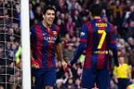 Luis Suarez phấn khích sau khi hết tịt ngòi ở La Liga