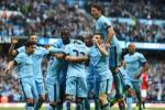 Silva tỏa sáng trong ngày Man xanh không tiền đạo, The Citizens đại thắng Crystal Palace