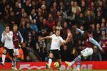 Falcao tỏa sáng, M.U vẫn hòa chật vật trước Aston Villa thiếu người