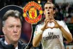 Không có chuyện Bale rời Real để đầu quân cho M.U