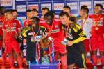 Không cần Công Vinh, B.Bình Dương vẫn vô địch Siêu cúp Việt Nam 2014
