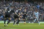 Video bàn thắng: ManCity 2-2 Burnley (Vòng 19 Premier League)