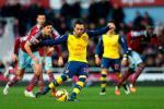 Video bàn thắng: West Ham 1-2 Arsenal (Vòng 19 Premier League)