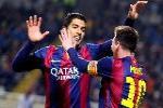 "Khong phai Neymar, Suarez moi la ""ca cung"" cua Messi?"