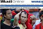 Bao chi the gioi len an vu CDV Malaysia danh CDV Viet Nam