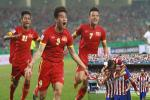 DTVN duoi hinh bong Atletico Madrid