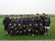 "U19 Viet Nam gap 5 ""hang khung"" tai Anh"