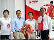 Chuyen gia Tanaka Koji chinh thuc lam truong giai V-League