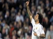 """Marcelo: """"Mũi khoan"""" bên cánh trái của Real"""