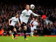 Rooney trai long ve sieu pham trong tran gap Westham