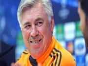 Carlo Ancelotti tỏ ra bình thản trước chấn thương của Modric
