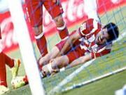 Atletico thang Getafe, nhung Diego Costa chan thuong: Qua dat cho 3 diem
