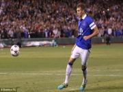 M.U tinh pha binh Chelsea vi sieu hau ve cua Everton