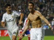 "Ronaldo ""lam vua"" o Champions League va noi lo cua Bo Dao Nha"