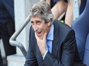 Pellegrini công kích đối thủ: Man Utd chưa thể lột xác với 150 triệu bảng