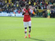 Sao nói gì khi chia tay Arsenal?