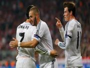 Modric chấn thương, Ancelotti sẽ quay về với đội hình 4-3-3