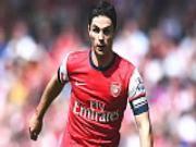 Mikel Arteta gia han hop dong voi Arsenal