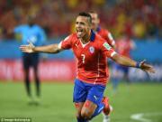 10 ban thang dep nhat tai Copa America 2011