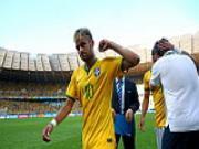 Scolari dung cam thua nhan: Ke ca co Neymar, Brazil van se tham bai!