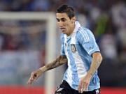 """Di Maria dự Copa America 2015: Chờ """"thiên thần"""" lột xác"""