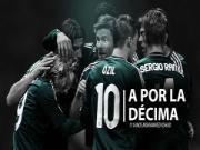 Ganh nang so 10 tren lung Real Madrid