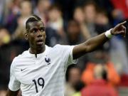 """Paul Pogba muốn được như """"thần tượng"""" Zinedine Zidane"""