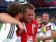 Hạnh phúc vô bờ bến của người Đức