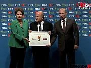 Lễ chuyển giao quyền đăng cai World Cup từ Brazil sang Nga