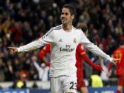 Isco: Siêu phẩm vào lưới Belarus và tầm quan trọng tuyệt đối với Real Madrid