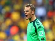 Vì sao QBV nên thuộc về Manuel Neuer?