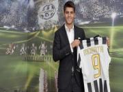 HLV Ancelotti không hối hận vì đã bán Morata