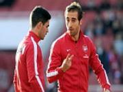 "Arsenal va ""tu huyet"" hang tien ve"