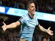 Man City: Jovetic đòi suất đá chính của Dzeko