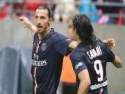 Cavani: Ibrahimovic xung dang gianh Qua Bong vang FIFA 2014