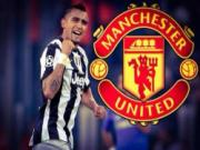 Juventus sẵn sàng bán Vidal cho M.U với giá bèo