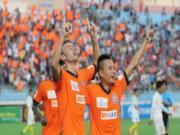 Video bàn thắng: SHB Đà Nẵng 2-0 Hải Phòng (Vòng 6 V-League 2015)