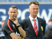 Huyền thoại Ryan Giggs sắp chào tạm biệt Man United ?