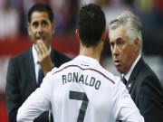 Real Madrid: Tu dinh vinh quang toi .... tro he