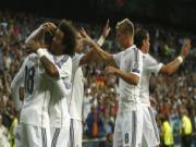 """Ronaldo """"vuot mat"""" Messi, Real thiet lap thanh tich vo tien khoang hau"""