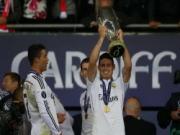 Real Madrid nam thu 10 lien tiep dat doanh thu cao nhat hanh tinh
