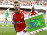 Dream Team 2014 của Jack Wilshere: Vắng bóng… Arsenal