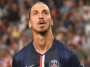 Những màn gây lộn của Ibrahimovic trên sân cỏ