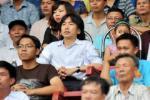 HLV Miura lần đầu lên Pleiku xem HAGL thi đấu