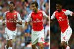 Chuyen dong Arsenal: Gia han Coquelin, chia tay Flamini va Diaby