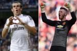 "M.U chi ""nha"" De Gea neu co Gareth Bale"