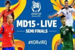 Video bàn thắng: Hàn Quốc 2-0 Iraq (Bán kết Asian Cup 2015)