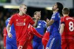Chelsea 1-0 Liverpool (2-1): Thần tài Ivanovic đưa Chelsea vào chung kết Cúp Liên đoàn
